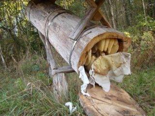 Омшаник для пчел своими руками
