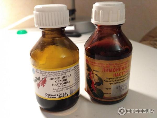 Лимонник китайский – полезные свойства, применение настойки