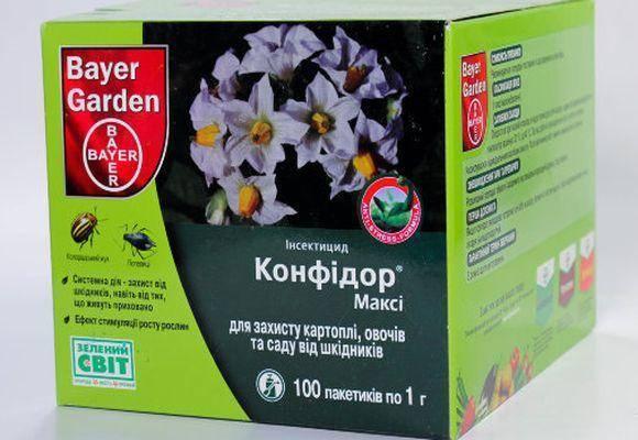Инструкция по применению конфидора для комнатных растений