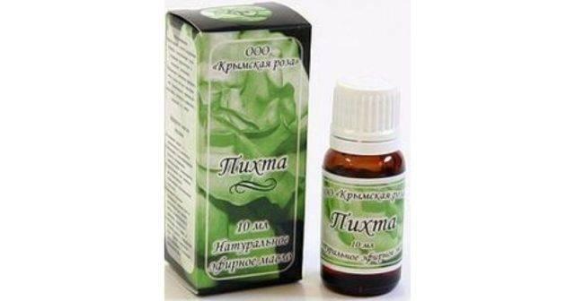 Польза эфирного масла пихты для волос