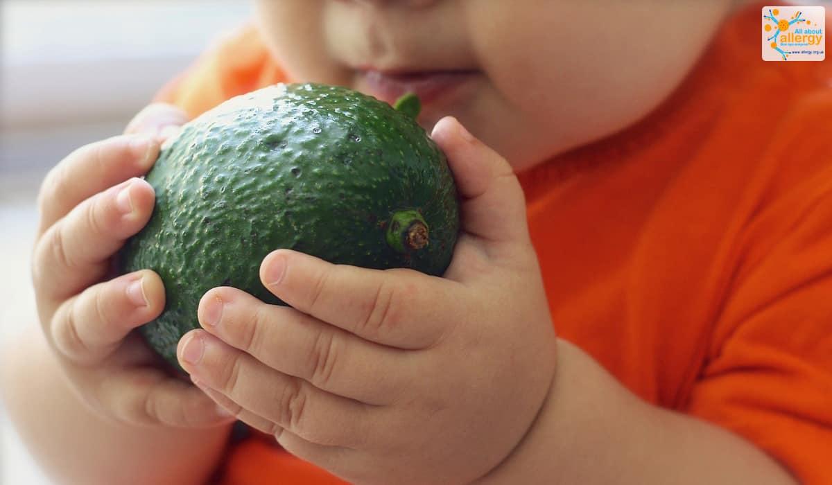 Может ли вызывать аллергию авокадо