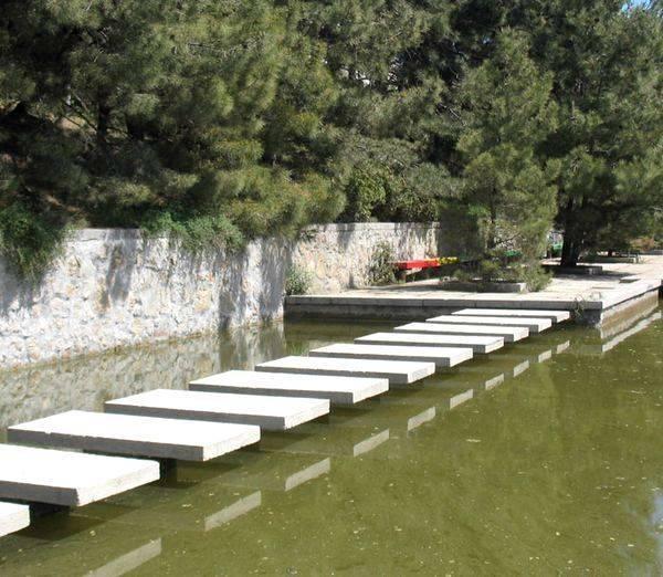 Садовые мостики как элемент дизайна участка + мастер-класс