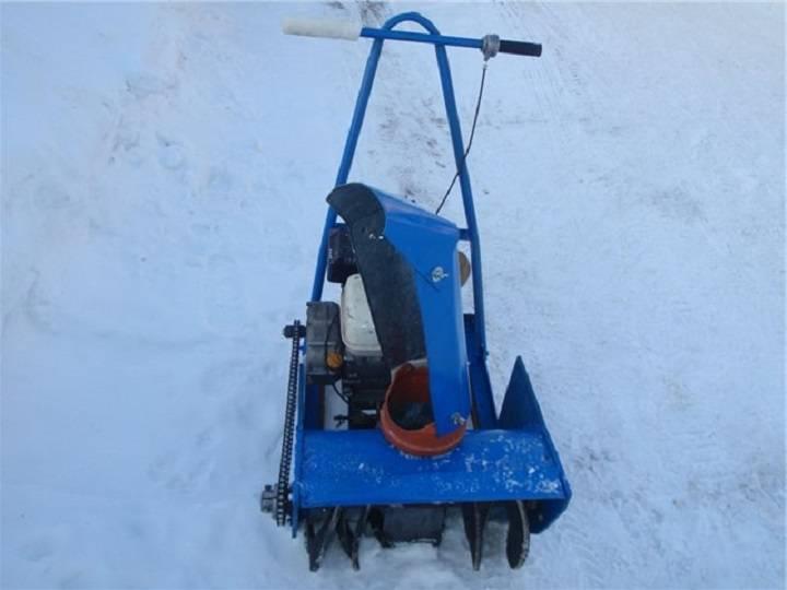 Как модернизировать мотоблок в снегоуборщик: разные варианты переделок