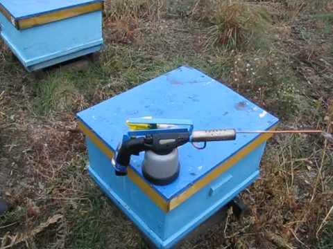 Самодельная дым пушка для пчел. дымовая пушка варомор своими руками. пошаговая инструкция