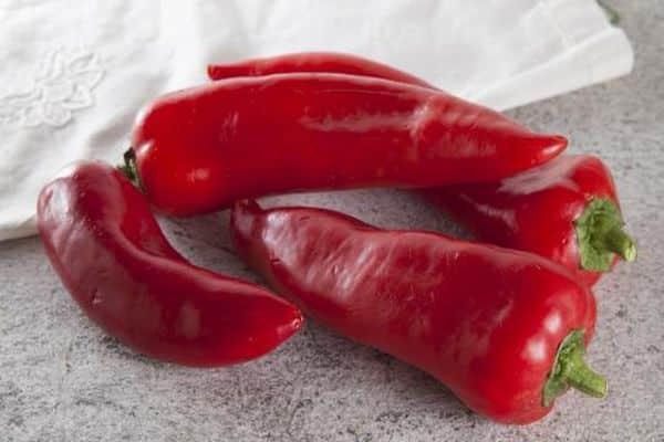 Описание перца рамиро