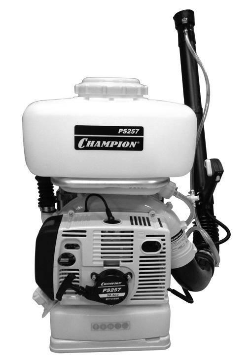 Воздуходувка champion gb226, gbr333, gbv326s, ps257: характеристика, отзывы