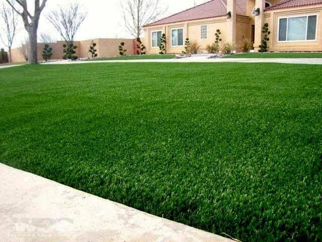Искусственный газон: плюсы, минусы и особенности ухода