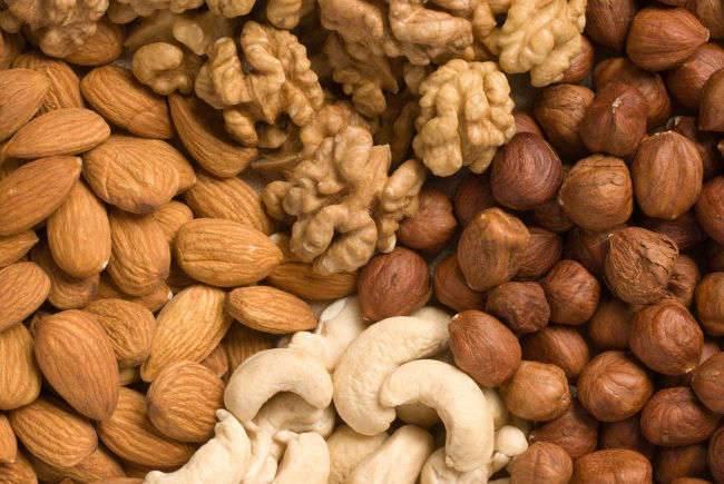 Грецкие орехи с мёдом для повышения потенции