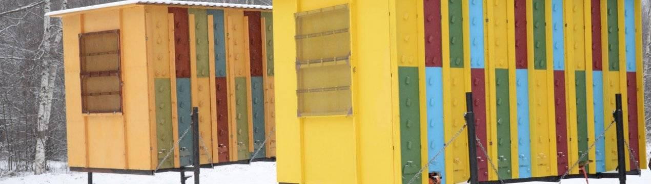 Кассетное содержание пчел в павильонах — в чем преимущества этой технологии?