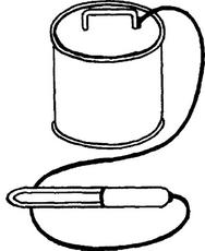 Электрический и паровой нож для распечатки сотов