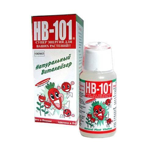 Hb-101: инструкция по применению, состав стимулятора роста, дозировка и применение