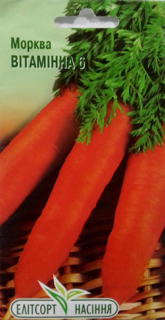 Подробная характеристика и агротехника выращивания моркови сорта витаминная