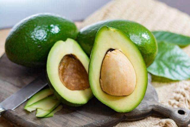 Где растёт авокадо: в каких странах, сезон авокадо в россии