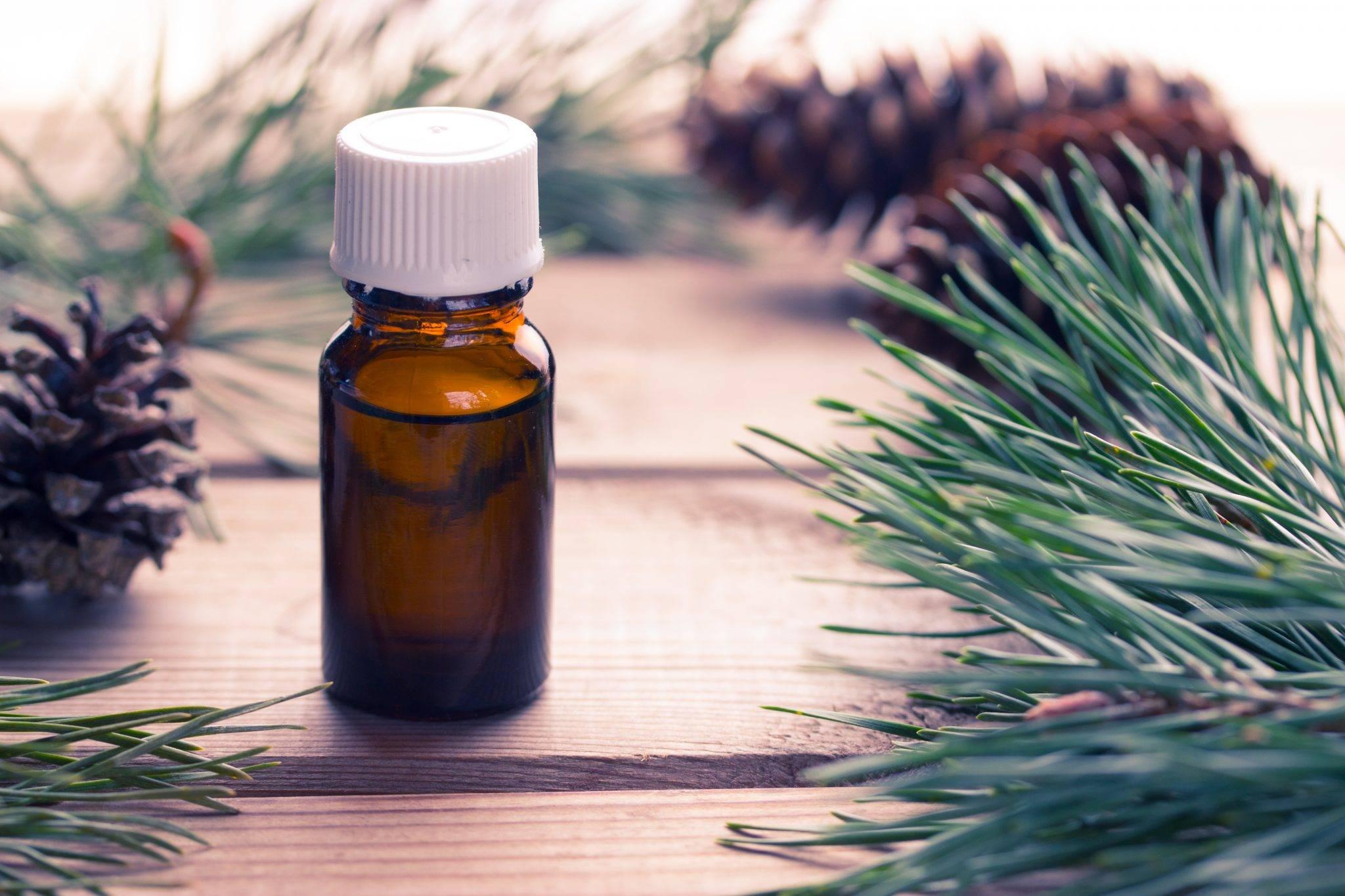 Пихтовое масло: применении при остеохондрозе