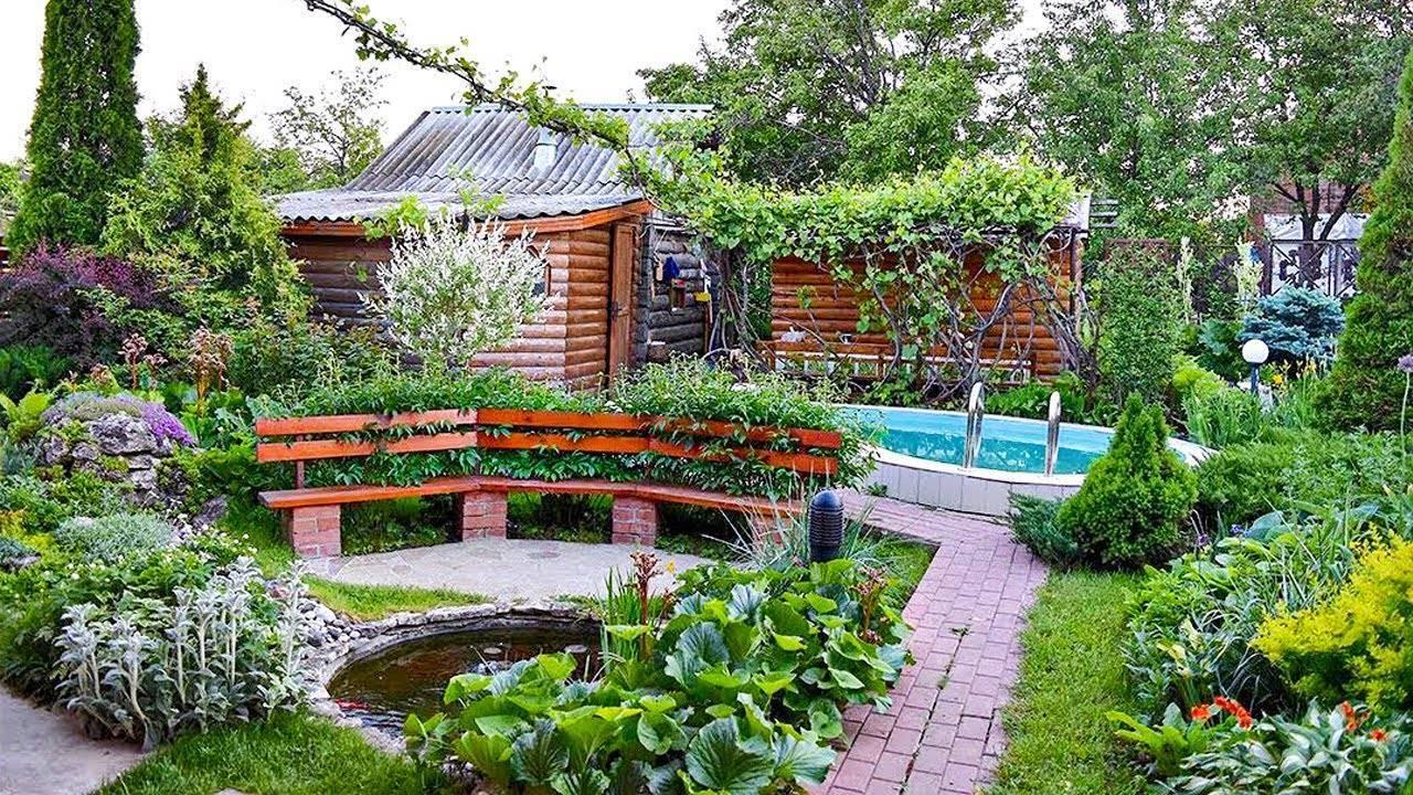 Планировка дачного участка 6 соток (44 фото): примеры и схемы планирования, план примерного дизайна садовой территории