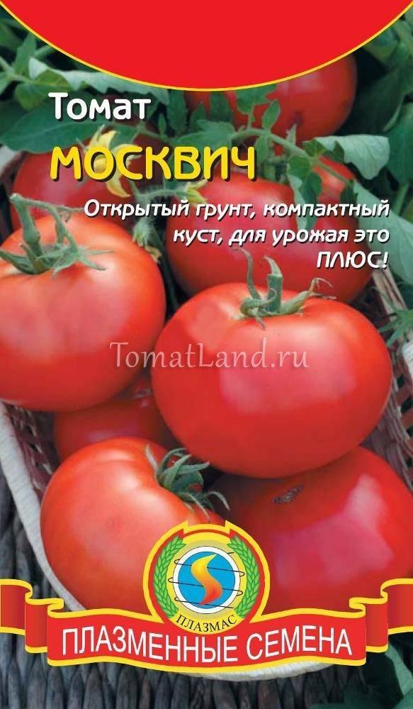 """Томат """"москвич"""": характеристика и описание сорта, фотографии плодов-помидоров и рекомендации по выращиванию"""