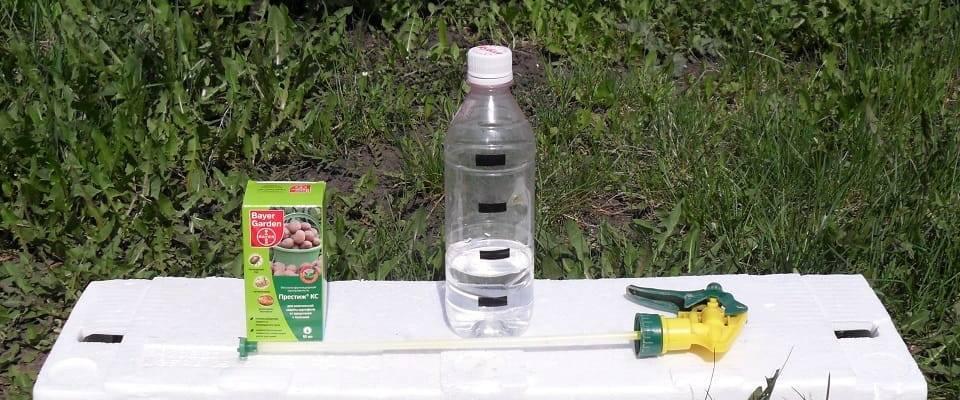 Табу: инструкция по применению для картофеля