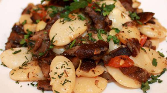 Что такое фасоль сорта бэйби лима, ее описание и применение в кулинарии, рецепты