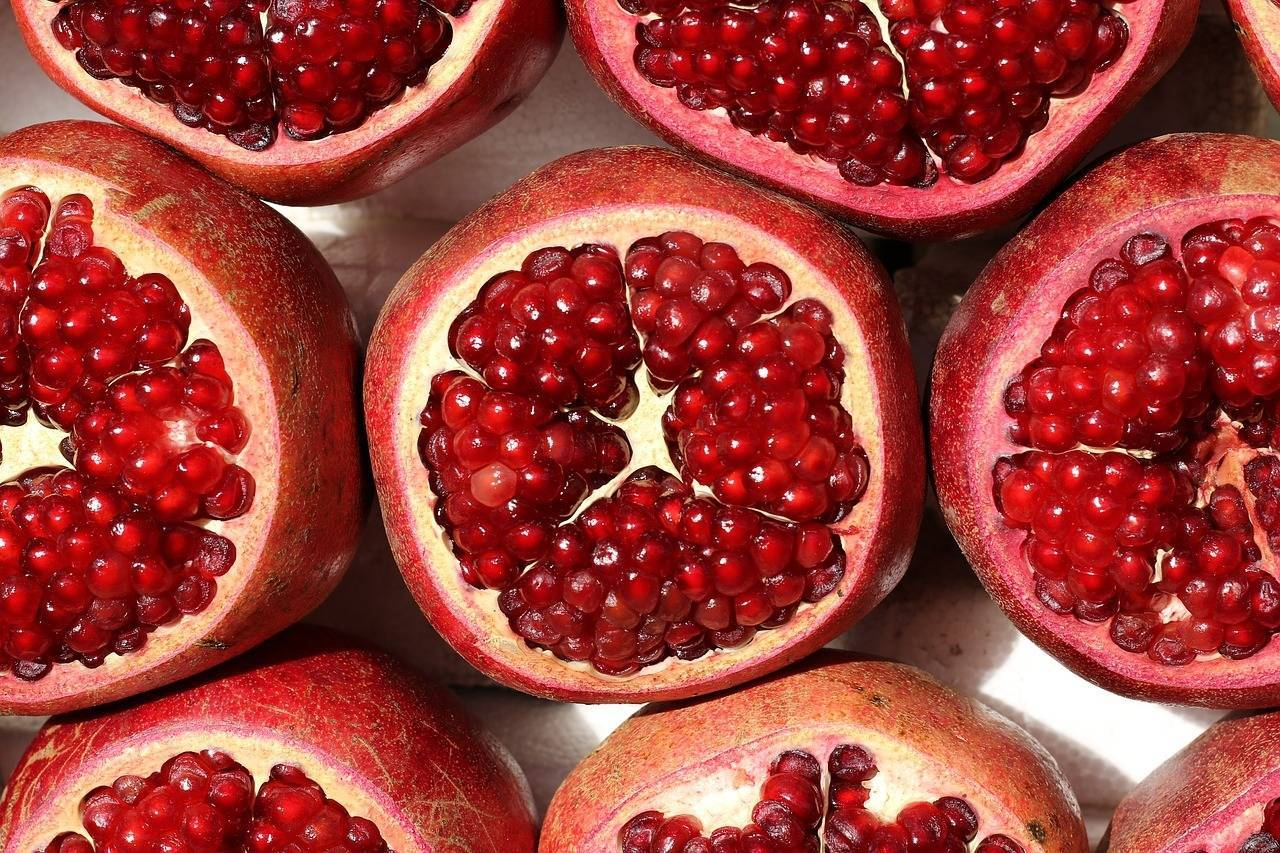 Идеальное решение здоровье наладить и красоту обрести — гранатовые семена
