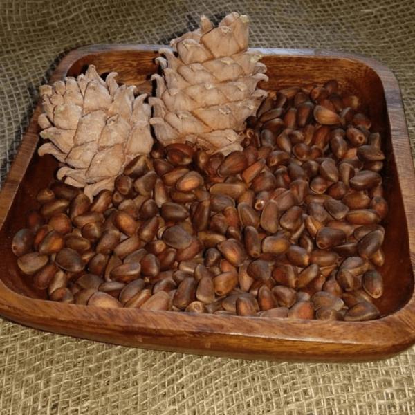 Как чистить кедровые орешки в домашних условиях