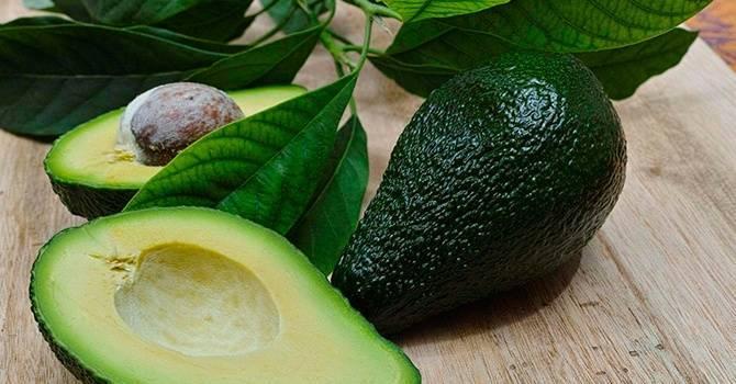 Как едят авокадо