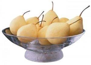 Китайская груша: польза и вред