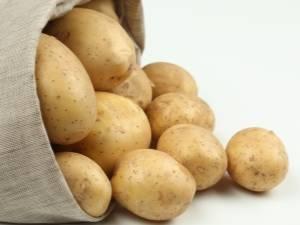 Правила выращивания картофеля под названием великан