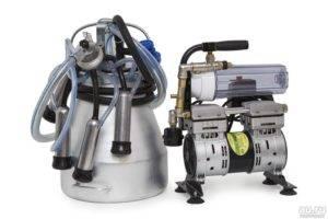 Доильный аппарат мду-5 для мелких хозяйств