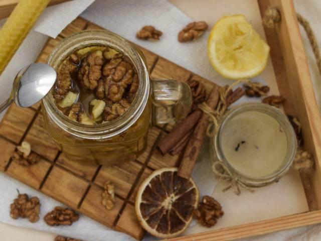 Грецкие орехи для мужчин с медом: отзывы