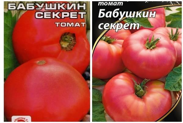 Сорт томата «бабушкин секрет»: фото, отзывы, описание, характеристика, урожайность