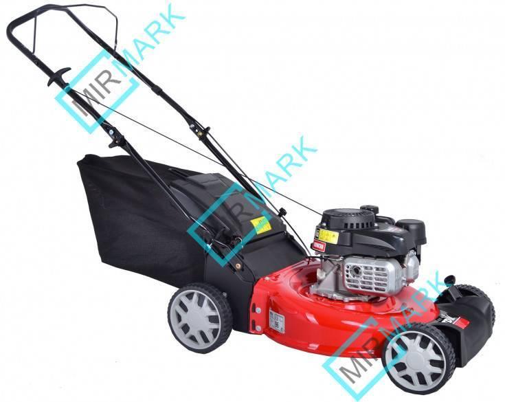 Бензиновые газонокосилки mtd 46 обзор популярных моделей