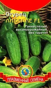 Огурцы сорта либелле f1: описание и правила выращивания