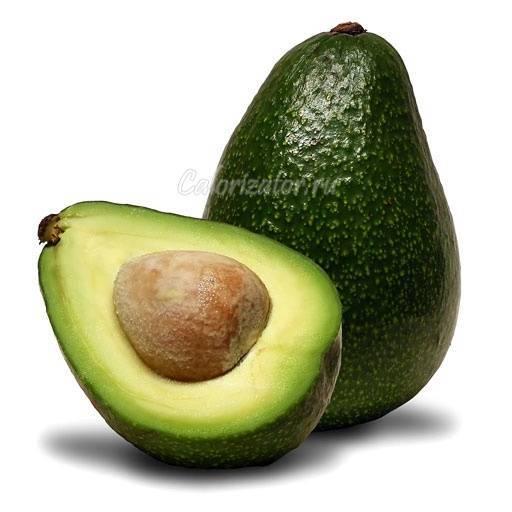 Авокадо на диете: польза и вред при похудении - все про диеты