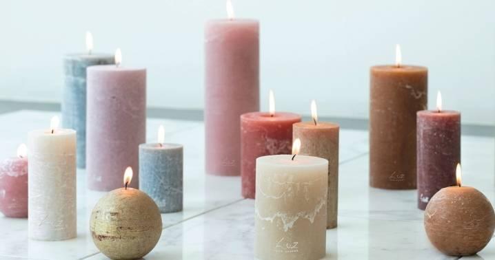 Свечи из пчелиного воска — отличный подарок своими руками