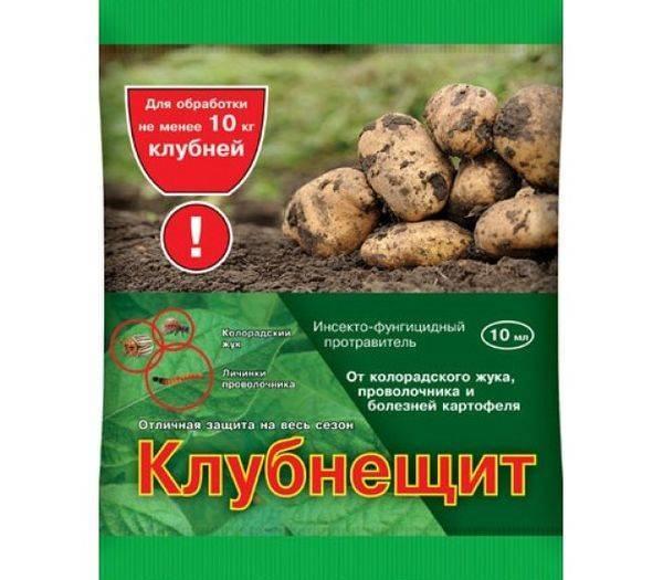 Меры борьбы с проволочником при посадке картофеля
