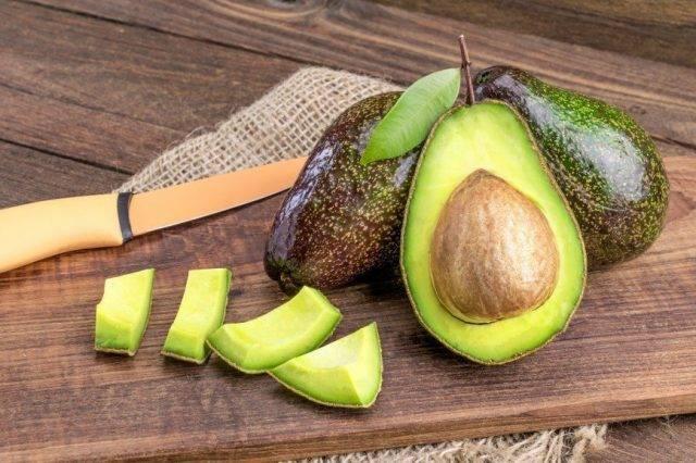 Диета на авокадо для похудения