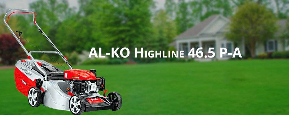 Газонокосилка al-ko 40-е comfort. обзор, характеристики, отзывы владельцев