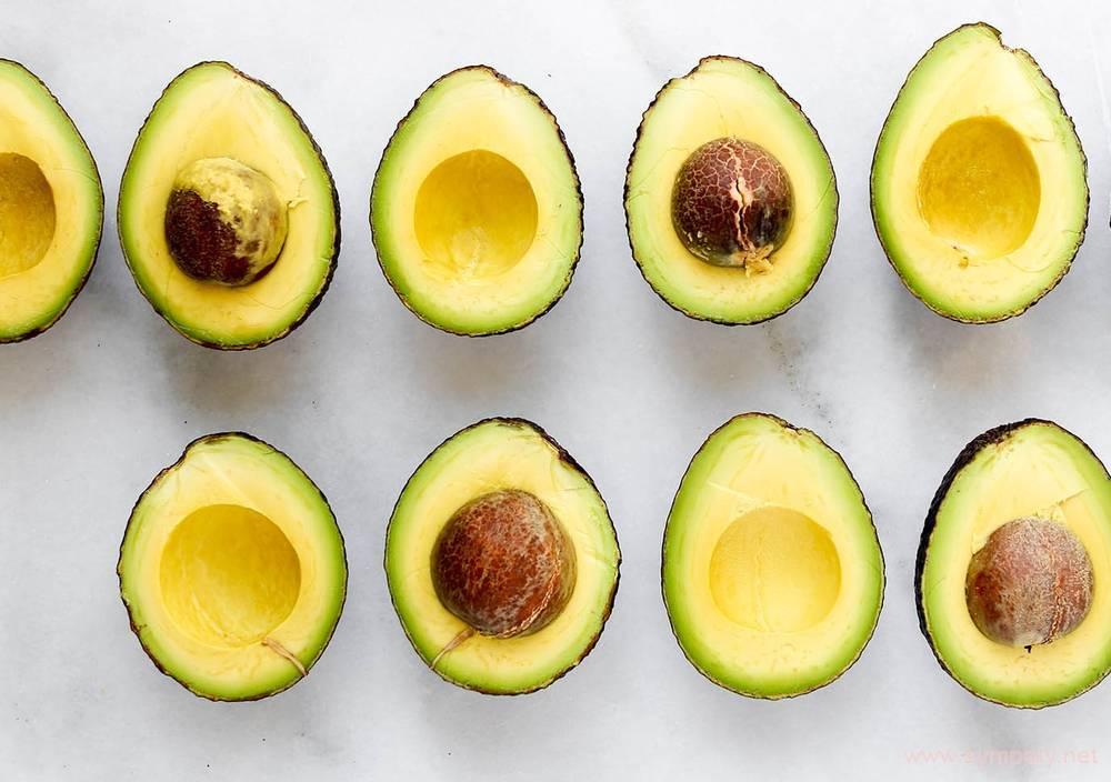 Размягчаем авокадо