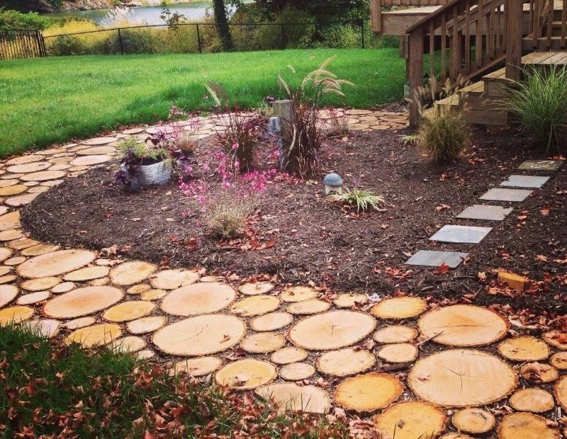 Эффективные способы избавления от травы между плитками на садовых дорожках