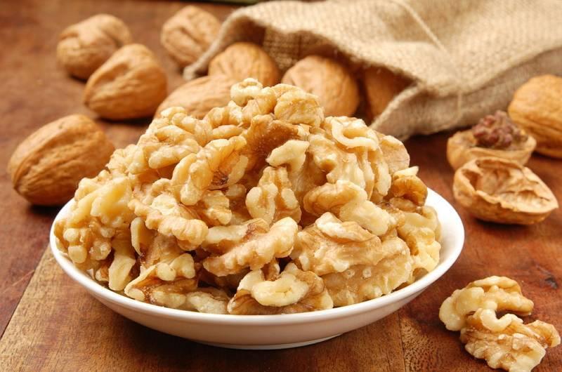 Как хранить грецкие орехи