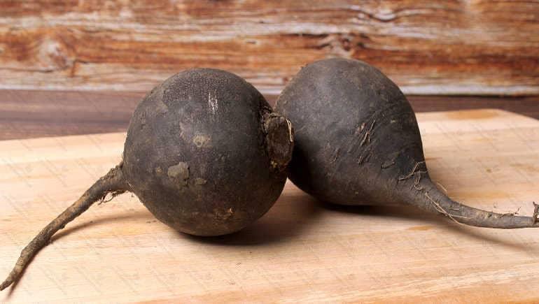 Черная редька – королева овощей