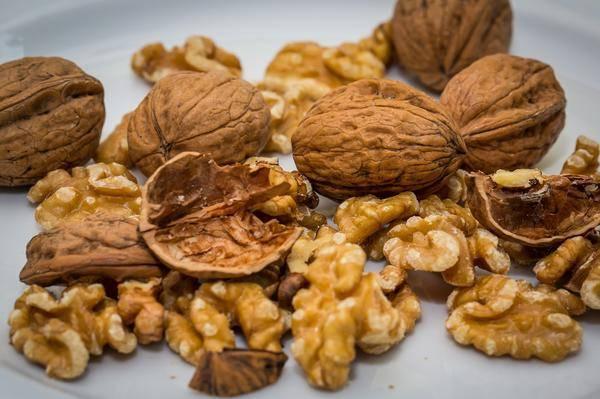 Ореховая настойка на меду