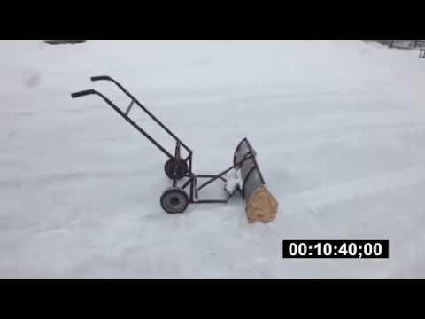 Культиватор и снегоуборщик – два в одном, как сделать своими руками