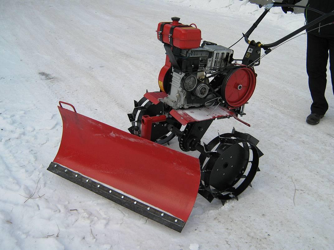 Как сделать снегоуборщик для мотоблока своими руками
