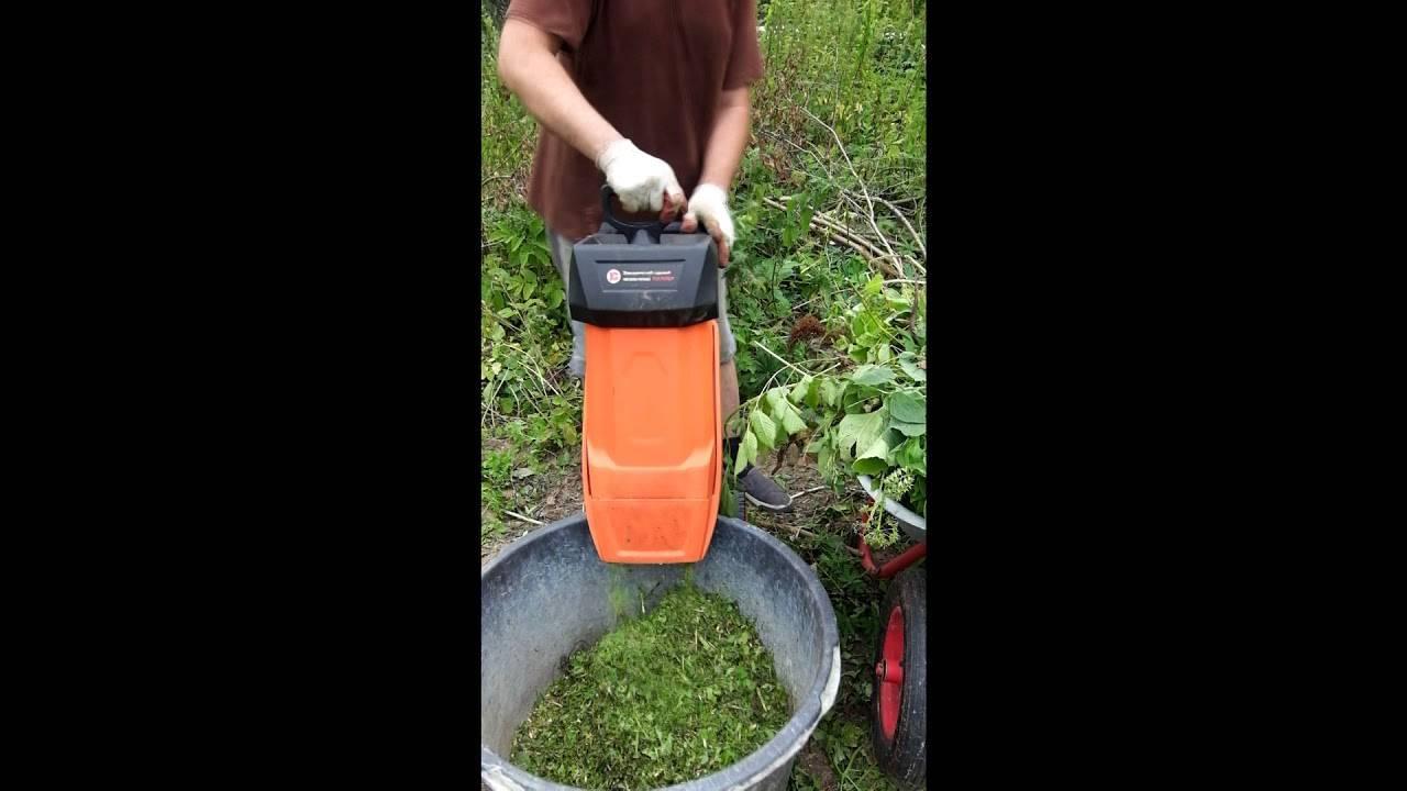 Измельчитель садовый: советы по выбору и отзывы о фирмах-производителях