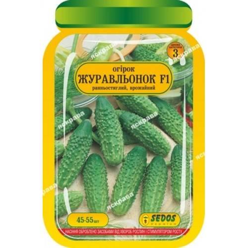 Огурец Журавленок f1