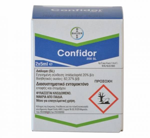 «конфидор»: инструкция по применению. уничтожит всех вредителей