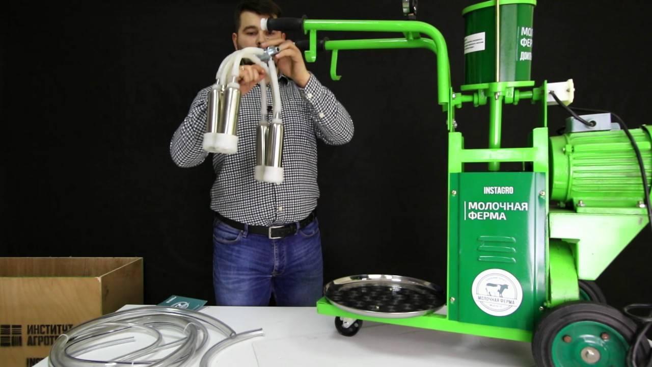 Как мыть доильный аппарат: чем промывать в домашних условиях, обзор средств
