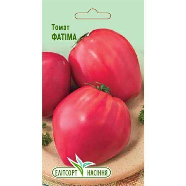 Раннеспелый сорт томата фатима — характеристика и отзывы