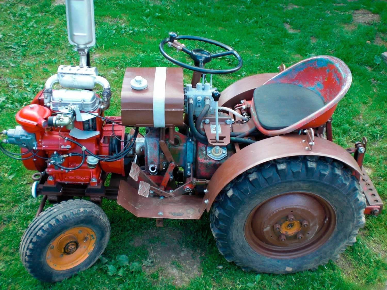 Минитрактор своими руками — чертежи, схемы и проекты самодельных сельскохозяйственных машин и механизмов (120 фото)